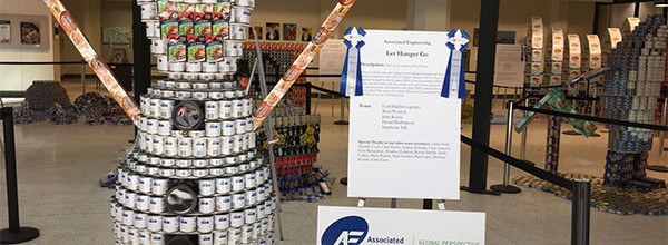 9TH Annual CANstruction Edmonton
